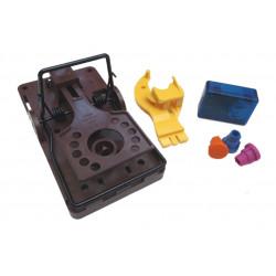 Voici les éléments vendus dans le pack eMitter avant montage.