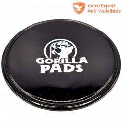 Gorilla Pads, coussinet collant pour fixer tout piège à souris.