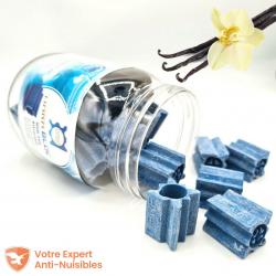 Ces blocs Nara® leurrent parfaitement l'arôme de la vanille