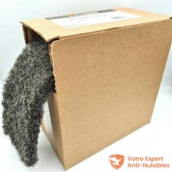 Conditionnement de l'XCLUDER tissu barrière anti rongeur 3 mètres dans son carton