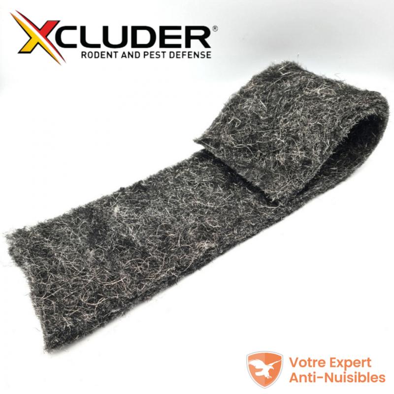 XCluder, tissu barrière inoxydable anti rongeur bande de 50 cm