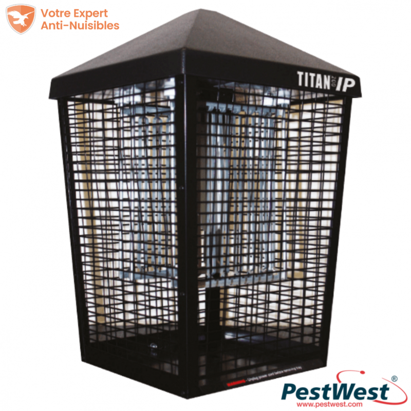 Titan® 200 IP appareil électrique anti insecte volant