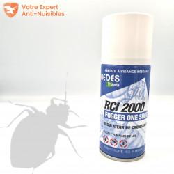 """Fumigène régulateur de croissance des insectes """"RCI"""" Fogger 2000"""
