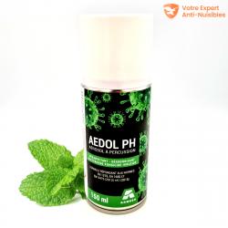 AEDOL PH 150ml - Spray aérosol anti odeur & désinfectant