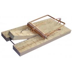 Tapette à rat en bois