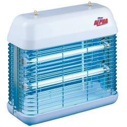 Appareil anti insecte volant à grille électrique UV Titan Alpha
