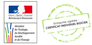 Certificat biocide
